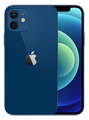 Apple iPhone 12 Bleu