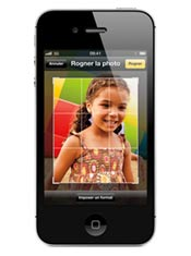 Apple iPhone 4S 32 Go Noir