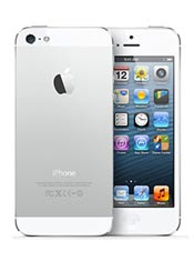 Apple iPhone 5 16Go Occasion Blanc