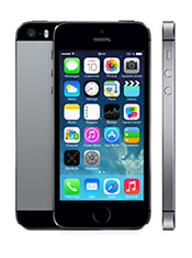 Apple iPhone 5S Reconditionné Gris Sidéral