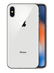 Apple iPhone X 64 Go Argent