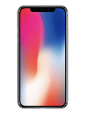 Apple iPhone X Reconditionné Gris Sidéral