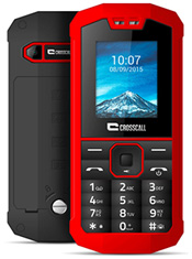 Crosscall Pro Spider-X1 Rouge