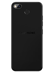 Fairphone 3+ Noir