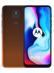 Motorola Moto E7 Plus Twilight Orange