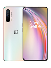 OnePlus Nord CE 5G 12Go 256Go Silver Ray