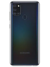 Samsung Galaxy A21s Noir Prismatique