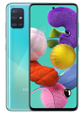 Samsung Galaxy A51 Bleu Prismatique