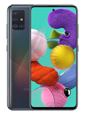 Samsung Galaxy A51 Noir Prismatique