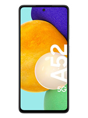 Samsung Galaxy A52 5G Awesome White