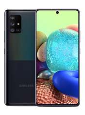 Samsung Galaxy A71 5G Noir Prismatique