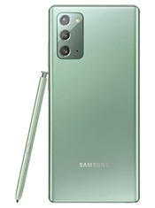 Samsung Galaxy Note 20 5G Mystic Green