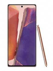 Samsung Galaxy Note 20 Mystic Bronze