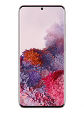 Samsung Galaxy S20 5G Rose