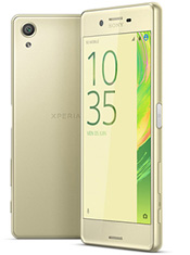 Sony Xperia X Occasion Or Lime