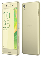 Sony Xperia X Or Lime
