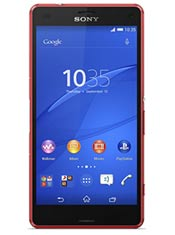 Sony Xperia Z3 Compact Corail