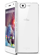 Wiko Highway 4G Reconditionné Blanc
