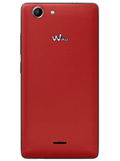 Wiko Pulp 4G Rouge
