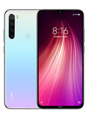 Xiaomi Redmi Note 8 Moonlight White