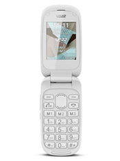 Yezz Zenior Z51 Double Sim Blanc