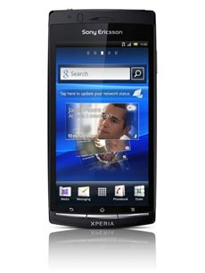 Sony Ericsson Xperia Arc S Midnight Blue