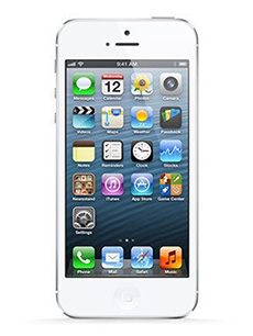 apple iphone 5 16 go blanc occasion pas cher prix et avis. Black Bedroom Furniture Sets. Home Design Ideas
