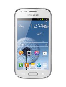 mobiles telephone Samsung Galaxy Trend Blanc do