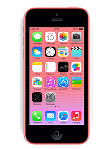 apple iphone 5c 16go rose pas cher prix et avis. Black Bedroom Furniture Sets. Home Design Ideas