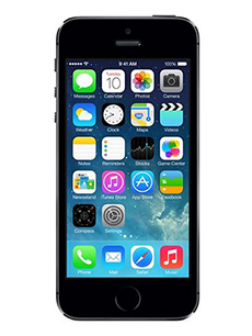 apple iphone 5s 32go gris sid ral pas cher prix caract ristiques avis. Black Bedroom Furniture Sets. Home Design Ideas