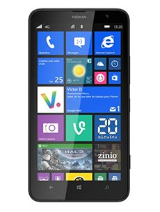 nokia lumia 1320 noir pas cher prix et avis. Black Bedroom Furniture Sets. Home Design Ideas