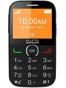 Alcatel 20.04G Senior Noir