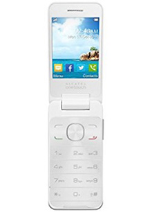 Alcatel 20.12D Occasion Blanc