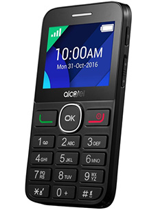 Alcatel 2008g Noir