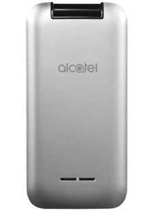 Alcatel 2051D Silver