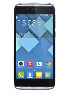 Alcatel 6032X Idol Alpha Slate Gris