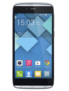 Alcatel 6032X Idol Alpha Slate Or
