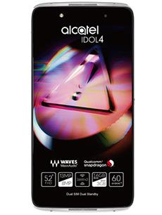 Alcatel Idol 4 Argent
