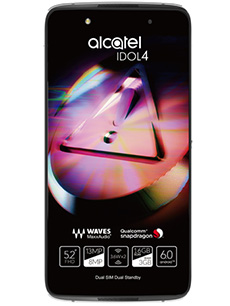 Alcatel Idol 4 Noir