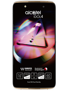 Alcatel Idol 4 Or