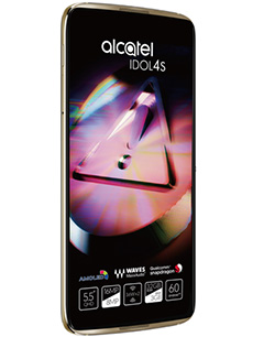 Alcatel Idol 4S Or