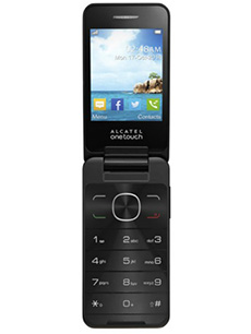 Alcatel One Touch 2012 Dual Sim Noir