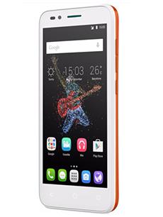 Alcatel One Touch Go Play Blanc et Orange