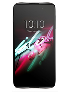 Alcatel One Touch Idol 3 5.5 pouces Argent