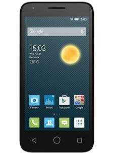 Alcatel One Touch Pixi 3 4.5 pouces Dual Sim Noir