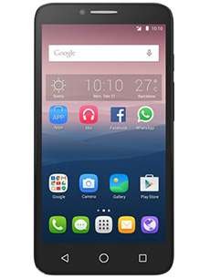 Alcatel One Touch Pop 3 5.5 pouces Dual SIM Noir