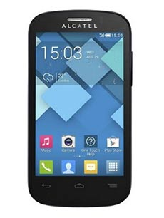Alcatel one Touch Pop C3 Noir