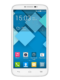 Alcatel One Touch Pop C9 Blanc