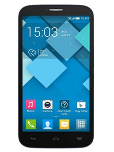 Alcatel One Touch Pop C9 Noir
