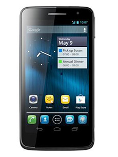 Alcatel One Touch Scribe HD Noir